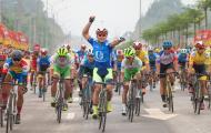 Khai mạc giải xe đạp Cúp truyền hình TP.HCM 2021: Êkip TPHCM vươn lên dẫn đầu