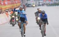 Chặng 2 cuộc đua xe đạp toàn quốc tranh cúp truyền hình TPHCM lần thứ 33-2021: Cuộc tranh chấp tay đôi