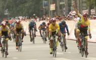 Chặng 3 giải xe đạp Cúp truyền hình TP.HCM 2021: Đương kim áo vàng Javier Perez bất ngờ thắng chặng Vòng đua Lạng Sơn