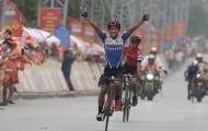 Chặng 6 giải xe đạp Cúp truyền hình TP.HCM 2021: Nỗ lực tuyệt vời của top đi đầu để giành chiến thắng chặng