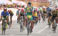 Chặng 7 giải xe đạp Cúp truyền hình TPHCM 2021: Trần Tuấn Kiệt giành chiến thắng đầu tay