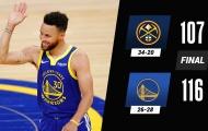 Kết quả NBA 13/4: Trận Nets bị hoãn, Lakers thua thảm, Nuggets nhận tổn thất