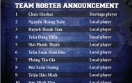 VBA 2020 Preview: Danang Dragons - 'Rồng sông Hàn' trỗi dậy