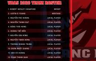 VBA 2020 Preview: Thang Long Warriors - 'Chiến binh Khủng long' thị uy