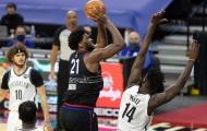 Lịch thi đấu NBA 15/4: Thượng đỉnh miền Đông, Nets vs 76ers