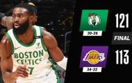 Kết quả NBA 16/4: Lakers bại trận, Curry vẫn 'cháy máy'