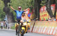 Chặng 11 giải xe đạp Cúp truyền hình TPHCM 2021: Chiến thắng chặng thuộc về TPHCM