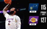 Kết quả NBA 18/4: Tân binh toả sáng, Lakers quật ngã đội đầu bảng