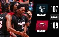 Kết quả NBA 19/4: Nets gặp 'vận xui', Clippers lại 'bay'