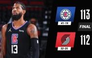 Kết quả NBA 21/4: Irving 'gánh team', Clippers thắng kịch tính