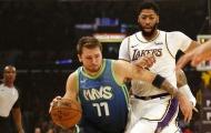 Lịch thi đấu NBA 23/4: Doncic so tài Lakers, 76ers nối tiếp chuỗi thua?