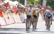 Chặng 18 giải xe đạp Cúp truyền hình TPHCM 2021: Ê kíp An Giang giành chiến thắng chặng lần thứ hai.