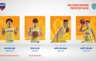 Chính thức! 7 CLB VBA chốt danh sách bảo vệ cầu thủ