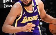 Kết quả NBA 12/5: Lakers tiếp đà thắng, 'quá dữ' GSW