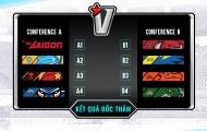 Chính thức! Kết quả bốc thăm chia bảng vòng đấu loại VBA 2021