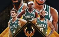 Kết quả NBA 4/7: Middleton lên tiếng, Bucks giành quyền vào Finals