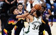 Lịch thi đấu NBA 12/7: Quyết tâm của Bucks, Suns nối dài phong độ?