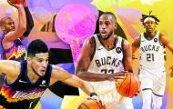Lịch thi đấu NBA 7/7: Suns - Bucks tranh hùng cho ngôi vương