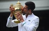 Djokovic vô địch Wimbledon 2021