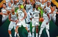 Kết quả NBA 21/7: 'Á thần' rực sáng, ngôi vương NBA định đoạt chủ nhân