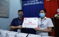 VBA chung tay vào công tác phòng chống dịch Covid-19 cùng tỉnh Khánh Hòa
