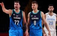 Kết quả bóng rổ Olympic 26/7: Luka Doncic ra mắt ấn tượng