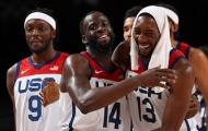 Kết quả bóng rổ Olympic 5/8: Mỹ giành vé đi tiếp, Pháp - Slovenia so tài nghẹt thở
