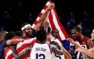 Kết quả bóng rổ Olympic 7/8: Mỹ ca khúc khải hoàn, nước mắt Doncic tuôn rơi