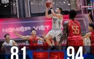 Kết quả VBA Premier Bubble Game 5: Saigon Heat vs Thang Long Warriors