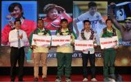 Lễ vinh danh tài năng Thể thao TP.HCM - 2016: Tôn vinh Tài năng trẻ