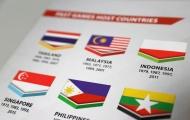 In nhầm cờ tại SEA Games 29, Malaysia vội xin lỗi Indonesia