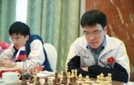 Lê Quang Liêm tăng tốc mạnh mẽ ở giải Cờ vua Quốc tế