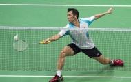 Việt Nam sạch bóng, Lin Dan thua sốc ở giải cầu lông châu Á