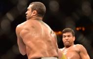 Huyền thoại UFC giải nghệ sau khi ăn 'một đá knock-out'