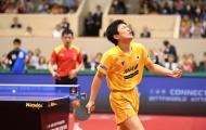 Hạ nhà vô địch Olympic, thần đồng 14 tuổi Harimoto lên ngôi ở quê nhà