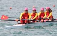 Thưởng nóng cho đội nữ rowing Việt Nam xuất sắc giành huy chương vàng