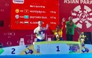 Đoàn Việt Nam đoạt mưa huy chương tại Asian Para Games