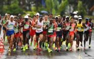 Nhật Bản kêu gọi đổi thời gian thi đấu môn marathon ở Olympic 2020
