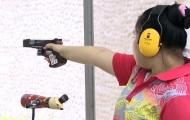 Nữ xạ thủ 16 tuổi phá kỷ lục 10 m súng ngắn hơi