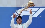 Hamilton chiến thắng ở Nga, Ferrari trả giá vì sự ích kỷ của Vettel