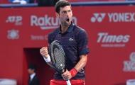 Hạ tay vợt chủ nhà, Djokovic vào tứ kết Japan Open 2019