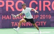 Lý Hoàng Nam vào tứ kết ITF World Tour M25