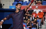 Novak Djokovic lần đầu vào chung kết Japan Open