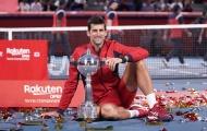 Nhẹ nhàng hạ gục Millman, Novak Djokovic lần đầu vô địch Japan Open