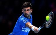 Thua 1 game giao bóng, Novak Djokovic vẫn hủy diệt Berrettini ngày ra quân ở ATP Finals