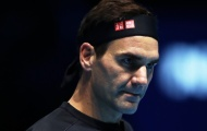 Trả giao bóng tệ, Roger Federer dừng bước ở bán kết ATP Finals 2019