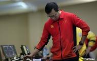 Hoàng Xuân Vinh nói gì sau khi vuột vàng SEA Games