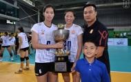 Ngọc Hoa, Thanh Thúy vào top ngoại binh hay nhất tại Thái Lan