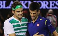Djokovic: 'Tôi muốn vượt qua Federer'