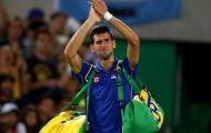 Novak Djokovic dương tính với virus corona
